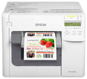 Expobadge printer C3500