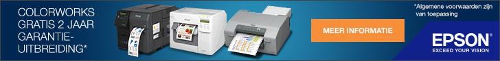 Epson ColorWorks warranty promotion
